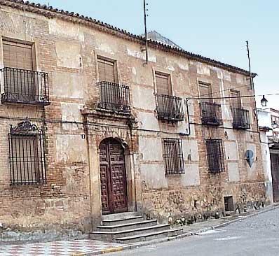 Casa de Rafael Muñoz