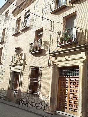 Casa señorial de las Dos Puertas