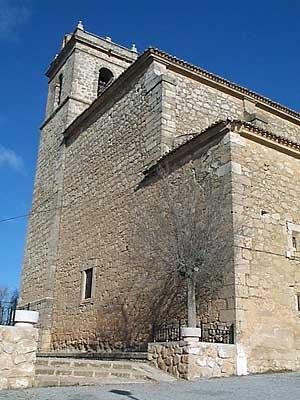 Iglesia de Santiago, torre