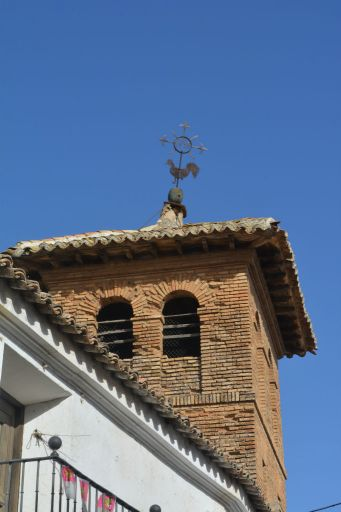 Casa del Gallo, detalle