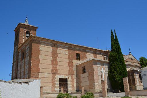 Iglesia parroquial de Santo Domingo de Silos, exterior