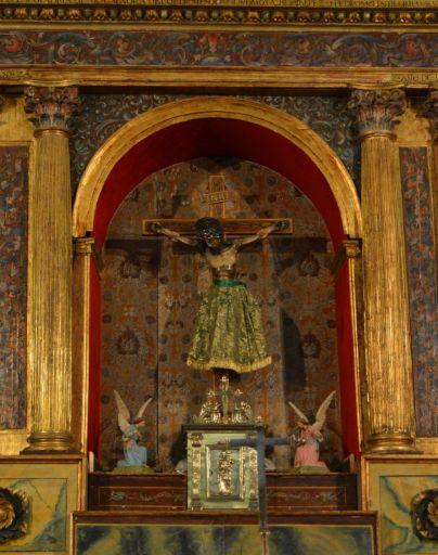 Stmo. Cristo de las Maravillas