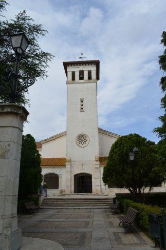 Iglesia parroquial de la Ascensión, del nuevo Seseña