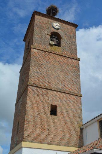 Iglesia de San Sebastián, torre