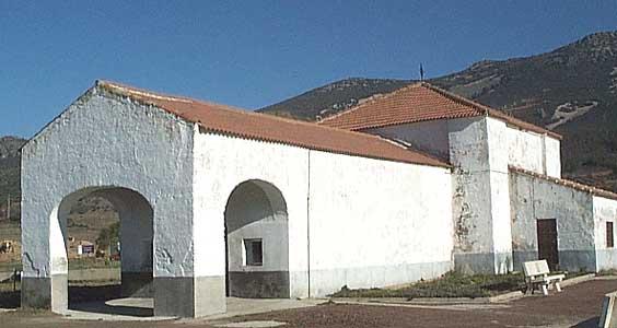 Ermita del Santo Cristo Arrodillado