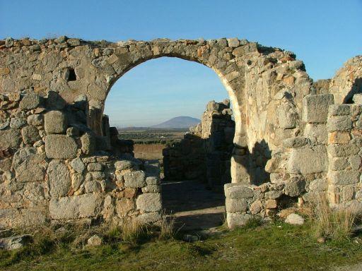 Monasterio Visigodo San Pedro de la Mata