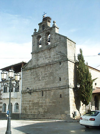 Iglesia parroquial de la Inmaculada Concepción, espadaña