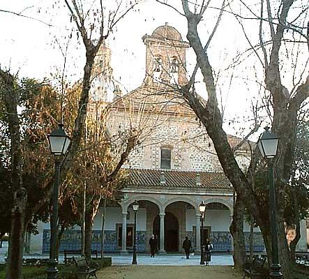Basílica de la Virgen del Prado (a)