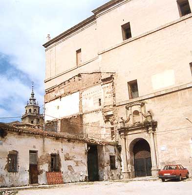 Casa solariega de Francisco de Rojas