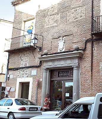 Palacio del Conde Oliva