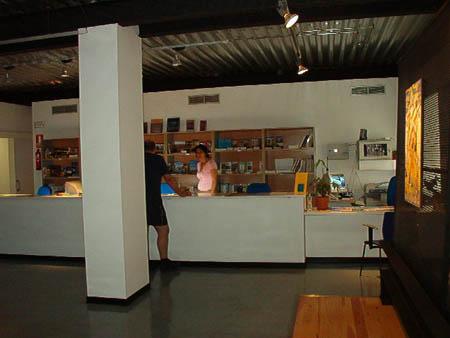 Oficina de Turismo (interior)
