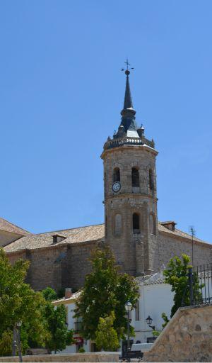 Iglesia parroquial de la Asunción, torre
