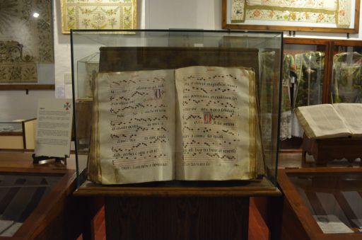 Convento de Trinitarias Recoletas, museo (4)