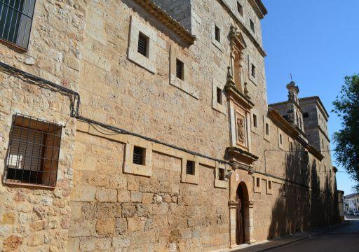 Convento de Trinitarias Recoletas, exterior