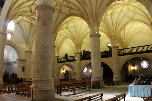 Iglesia parroquial San Antonio Abad, interior (1)