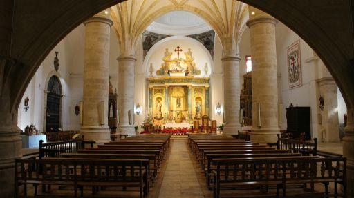 Iglesia parroquial San Antonio Abad, interior (3)