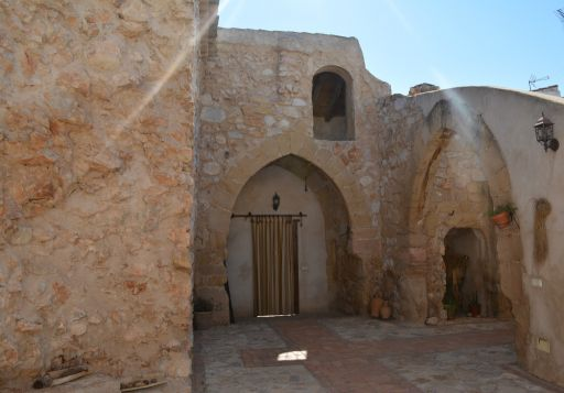 Puerta de la Muralla, interior