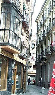 Calle Barriorey