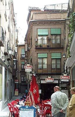 Calle de la Sierpe