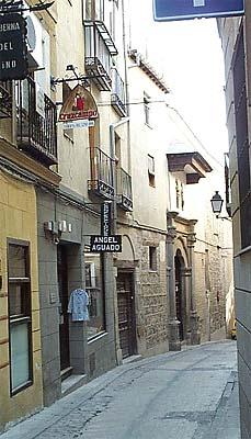 Calle de las Santas Justa y Rufina