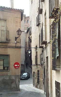 Calle de los Carmelitas Descalzos