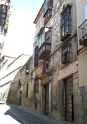 Calle de Santa Úrsula