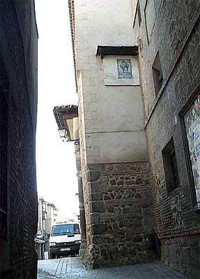 Calle del Ángel