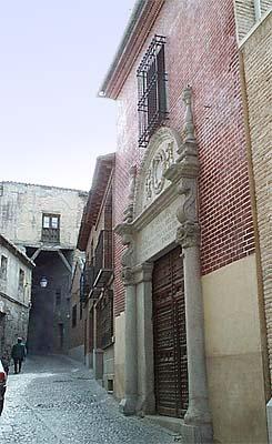 Calle del Colegio de Doncellas