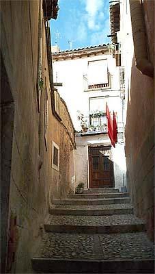 Calle del Cubo