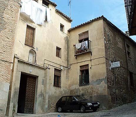 Calle Garcilaso de la Vega