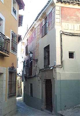 Calle Plagadero