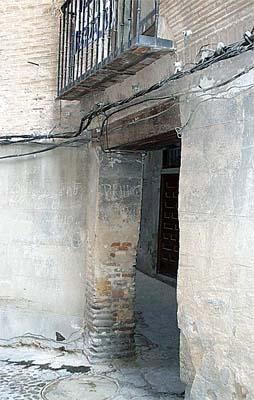 Callejón del Locum, un pasadizo