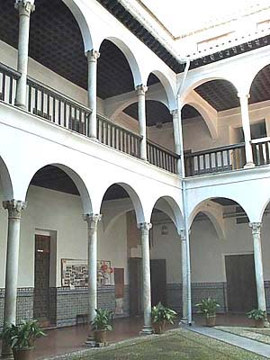 Casa Cedillo, Seminario Menor