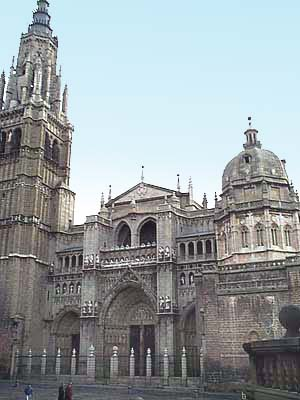 Catedral, conjunto arquitectónico