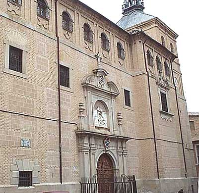 Colegio Nuevo de Doncellas