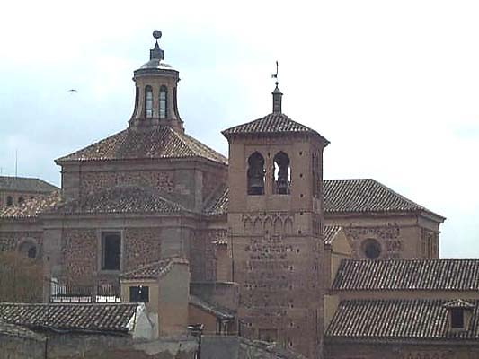 Conjunto de torres de Santa Leocadia