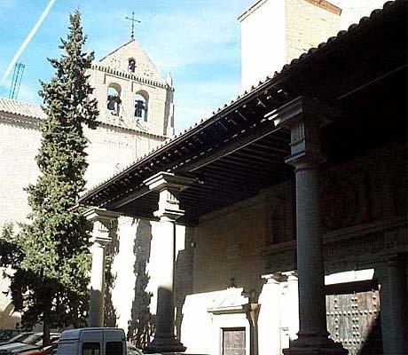 Convento Santo Domingo El Real