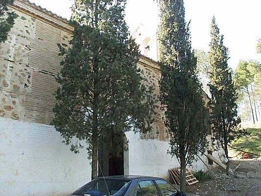 Ermita de la Virgen de la Bastida