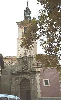 Iglesia de Santos Justo y Pastor