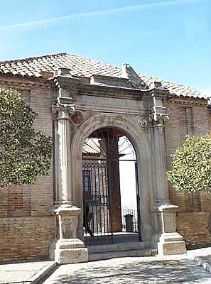 Instituto, fachada