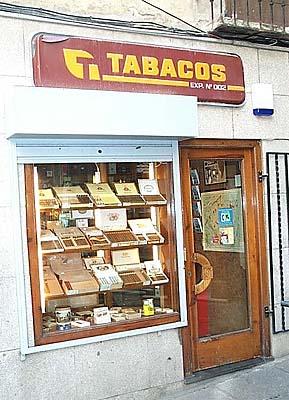 Labores de tabaco, plaza Solarejo