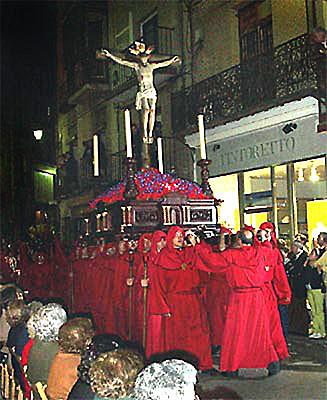 Procesiones de Semana Santa (a)