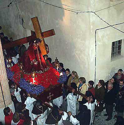 Procesiones de Semana Santa (c)