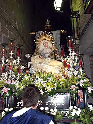 Procesiones de Semana Santa (i)