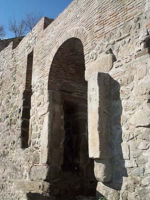 Puerta del Carmen, periodo visigodo