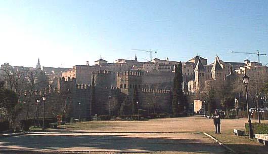 Recinto Reconquista, Puerta Bisagra