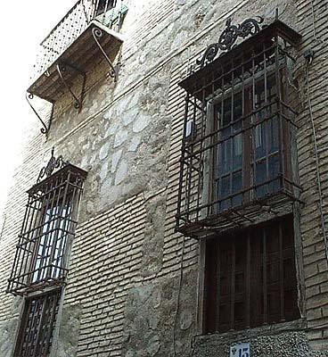 Rejas, Callejón del Locum