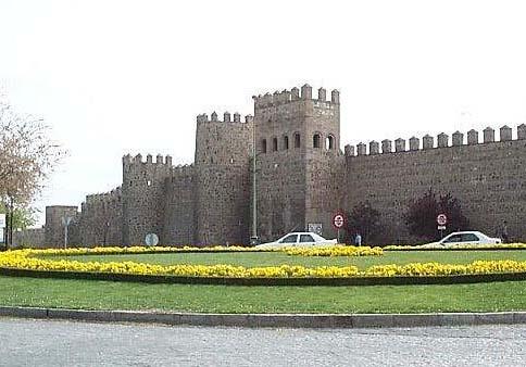 Rotonda de la Plaza de Bisagra