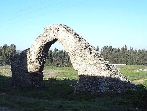 Ruinas Arco Romano (Vega)