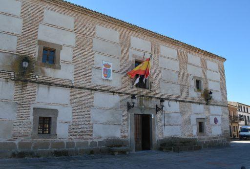 Ayuntamiento y Antiguo Hospital del Pobre
